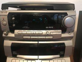 Stereoanlagen, Türme - MIDI HIFI-Anlage