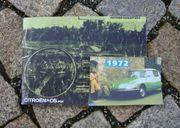 Betriebsanleitung Citroen D Super 1972