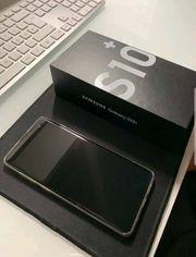 Samsung Galaxy S10 plus mit