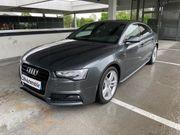 Audi A5 Sportback S-line