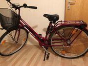 Damen-Fahrrad Alu Kettler Lady Mercy