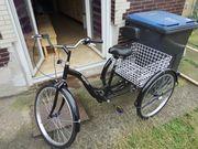 Dreirad Fahrrad Erwachsene Neu