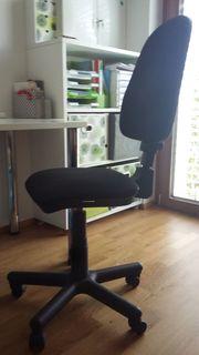 Schreibtisch-Drehsessel