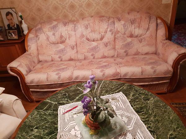 Couch Sofa Sitz und Schlafcouch