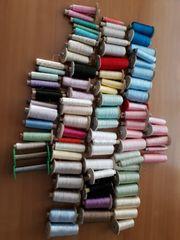 Verschiedene Farben von Seide