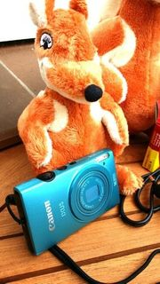 Canon IXUS 125 HS Digitalkamera