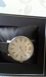 Boss Hugo Orange Herrenuhr
