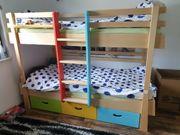Kinder-Stockbett