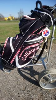 Golftasche Callaway gebraucht leichtes Standbag