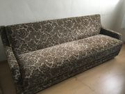 Couch Sofa mit zwei Sesseln