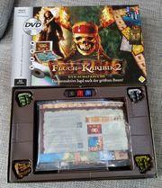 DVD-Brettspiel Gesellschaftsspiel FLUCH DER KARIBIK