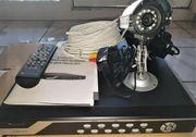 Prof Digital-Videorecorder AUSSENÜBERWACHUNG mit Sonycam