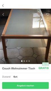 Couch Tisch TV Regal Lowboard