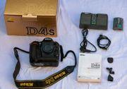 Nikon D4s - in OVP