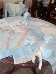 Babykleidung handgemacht