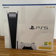 Sony PS 5 Neu Unbenutzt