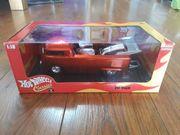 Red VW Truck - Hot Wheels