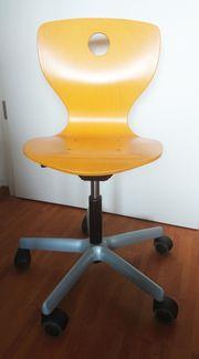 Kinder Dreh- Schreibtischstuhl omega von