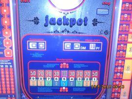 Bild 4 - Spielautomat Rotamint - Jackpot DM Einwurf - Höchst