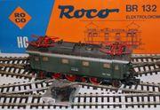 ROCO BR 132 Elektrolokomotive in