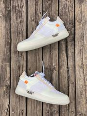 Off White x Air Force