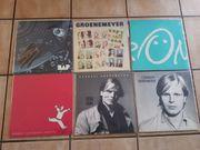 VINYL-LPs deutscher Schlager Pop Rock