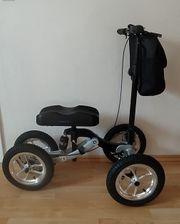 Knie-Roller Knie-Walker KneeScoot Pro Quad