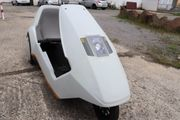 Sinclair C5 Retro E-bike 1985