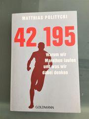 Buch 42 195 Warum wir