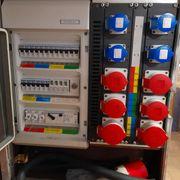 Stromverteilung Messebau Veranstaltungen 400 EUR