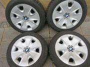 4 Kompletträder BMW 1 Felgen
