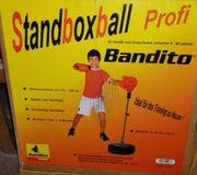 Standboxball für das Training zu