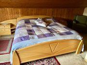Neuwertiges Doppelbett