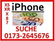 Suche ein Apple iPhone X