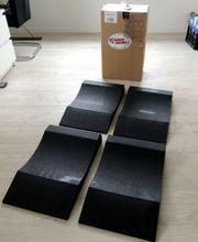 Verkaufe 4 RACE RAMPS Flatstoppers