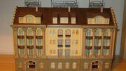 Viele H0-Modelhäuser aus Anlagenauflösung