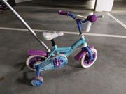 Eiskönigin Frozen 12 Zoll Fahrrad