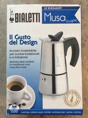Bialetti Musa Restyling für 4 Tassen