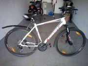 Giant Cross Trekking Bike zu