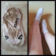 getragene Socken 3 oder eher