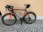 Specialized Tarmac s-works 2017