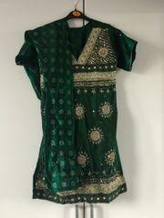 3 teiliges indische kleid