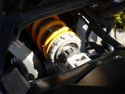 Yamaha MT 09 Öhlins-Stoßdämpfer