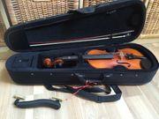 Violinenset 1 2 Violine mit