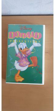 Disney Donald Präsentiert VHS