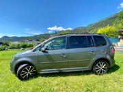 VW Touran Erstbesitz