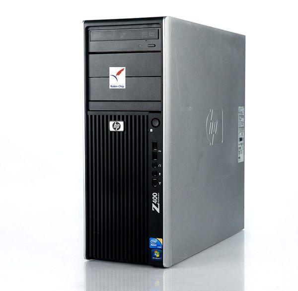 HP Z400 Workstation PROCESSOR Intel®