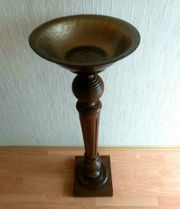 Säule Dekosäule Skulptur aus edelem