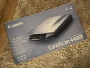 Canon CanoScan Flachbett-Scanner 4400F