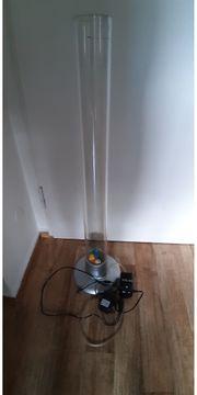 Deko Wassersäule LED farbwechselnd mit